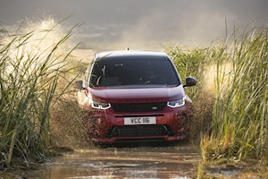 2020 Land Rover Discovery Sport: Mild-Hybrid Systems & Cool Cameras
