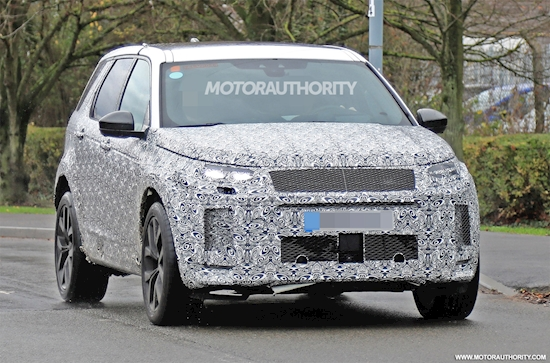 2020 Land Rover Discovery Sport: Updated, New Tech And Price >> May 2019 Archive