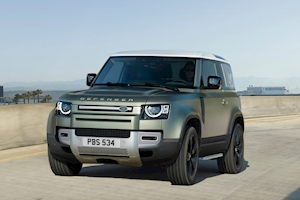 2020 Land Rover Defender officially arrives
