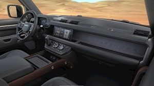 2020 Land Rover Defender interior tour and review