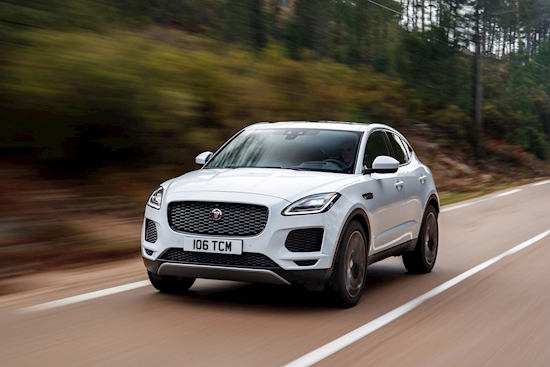 Jaguar Land Rover unlikely to go smaller than Evoque, E-Pace