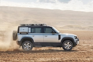 Land Rover planning small and luxury Defender models