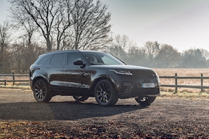 Limited-edition Range Rover Velar R-Dynamic Black model bolsters range