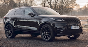 Range Rover Velar R-Dynamic Black Edition Is A UK-Only Affair