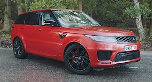 2019 Range Rover Sport P400e PHEV Offers Tons Of Character, But Lacks In Some Departments