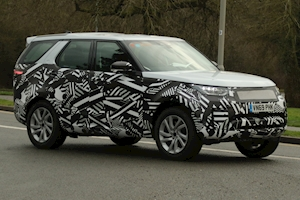 2020 Land Rover Discovery spied with hybrid power in pipeline