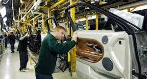 Jaguar Land Rover's British Factories May Run Out Of Parts Next Week Due To Coronavirus