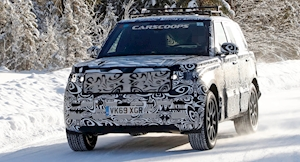 New-Gen 2022 Range Rover Sport Spied, Could Mark Return To BMW V8 Engines