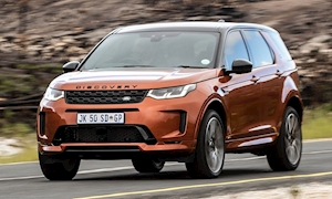 DRIVEN: Land Rover Discovery Sport D180 R-Dynamic HSE