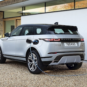 Land Rover Evoque and Discovery Sport Get Plug-In Hybrid Powertrains
