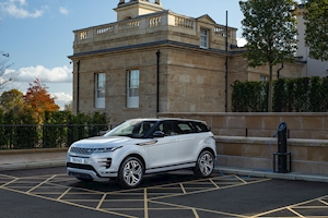 Land Rover launches plug-in Evoque and Discovery Sport