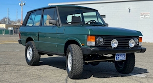Legacy Overland Restomods A 1990 Range Rover Classic With 430 HP LS3 V8