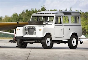 Project Henry - This Land Rover Series II with a 6.2-litre V8 engine is what SUV dreams are made of