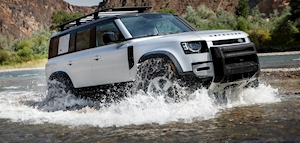 U.S. Dealers Receiving New Land Rover Defender