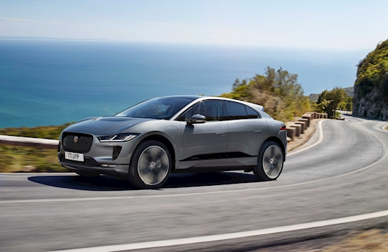 Jaguar Land Rover to develop fuel cell-electric SUV