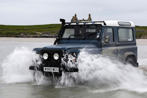 Jaguar Land Rover loses trademark bid for Defender design
