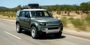 JLR Denied Bid to Trademark Defender's Shape