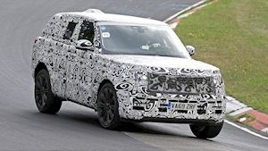New 2022 Range Rover set to rival Bentley Bentayga