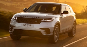 2021 Range Rover Velar Gets Updated Engines, New Plug-In Hybrid Variant