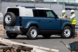 Land Rover Defender Hard Top commercial variant goes on sale