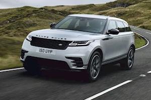 More tech, less choice for Range Rover Velar