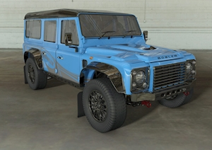 Land Rover Defender Classic Gets New Lease On Life