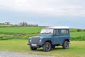 Surge in rural thefts of iconic Land Rovers